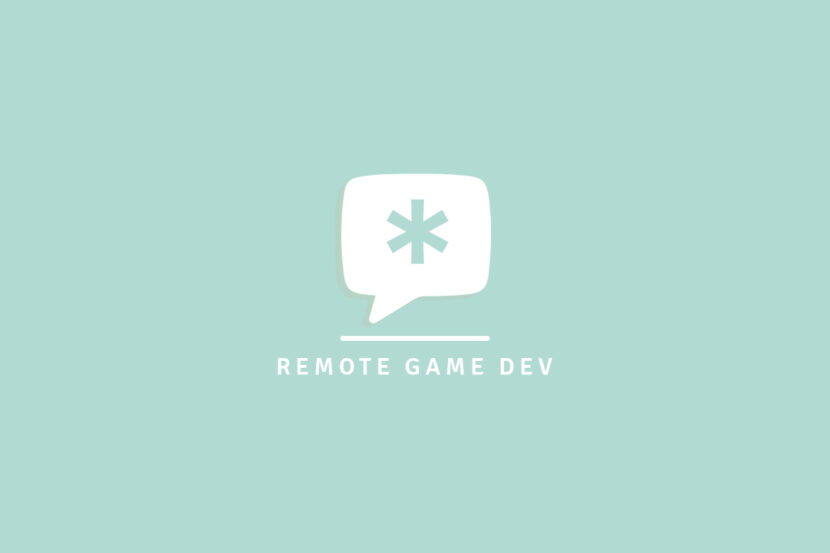 Blog - Remote Game Dev